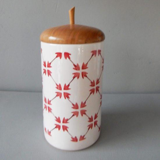 Boite moyenne persil rouge